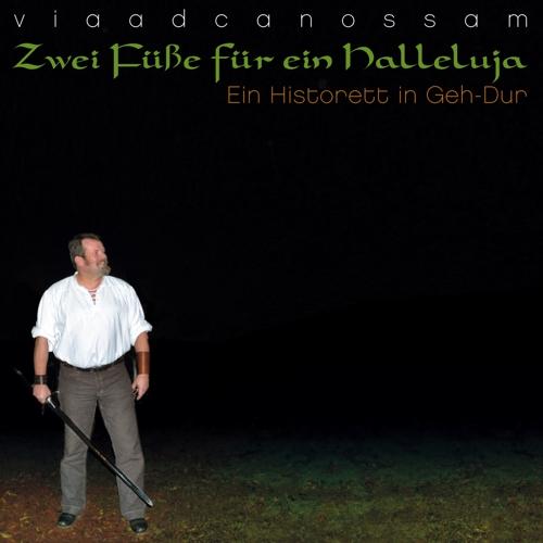 Cover von »Zwei Füße für ein Haleluja«