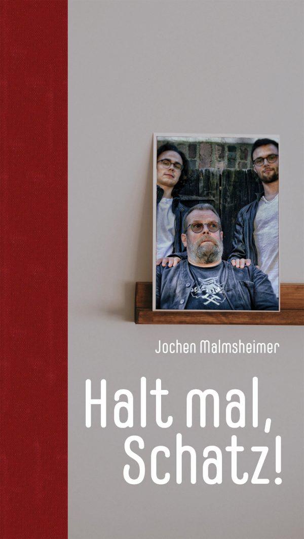Cover von »Halt mal, Schatz!«